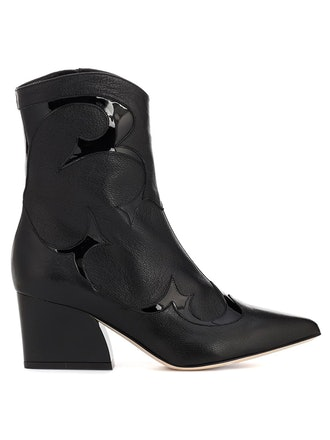 Felix Leather Cowboy Boots