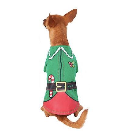 Elf Character Dog T-Shirt