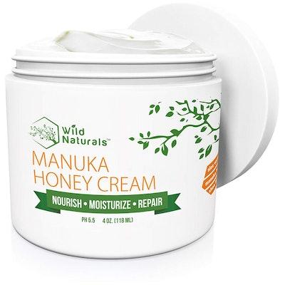 Manuka Honey Healing Eczema Cream
