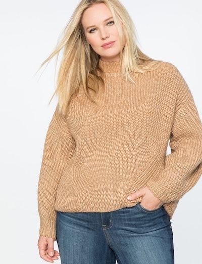 Puff Sleeve Sweater