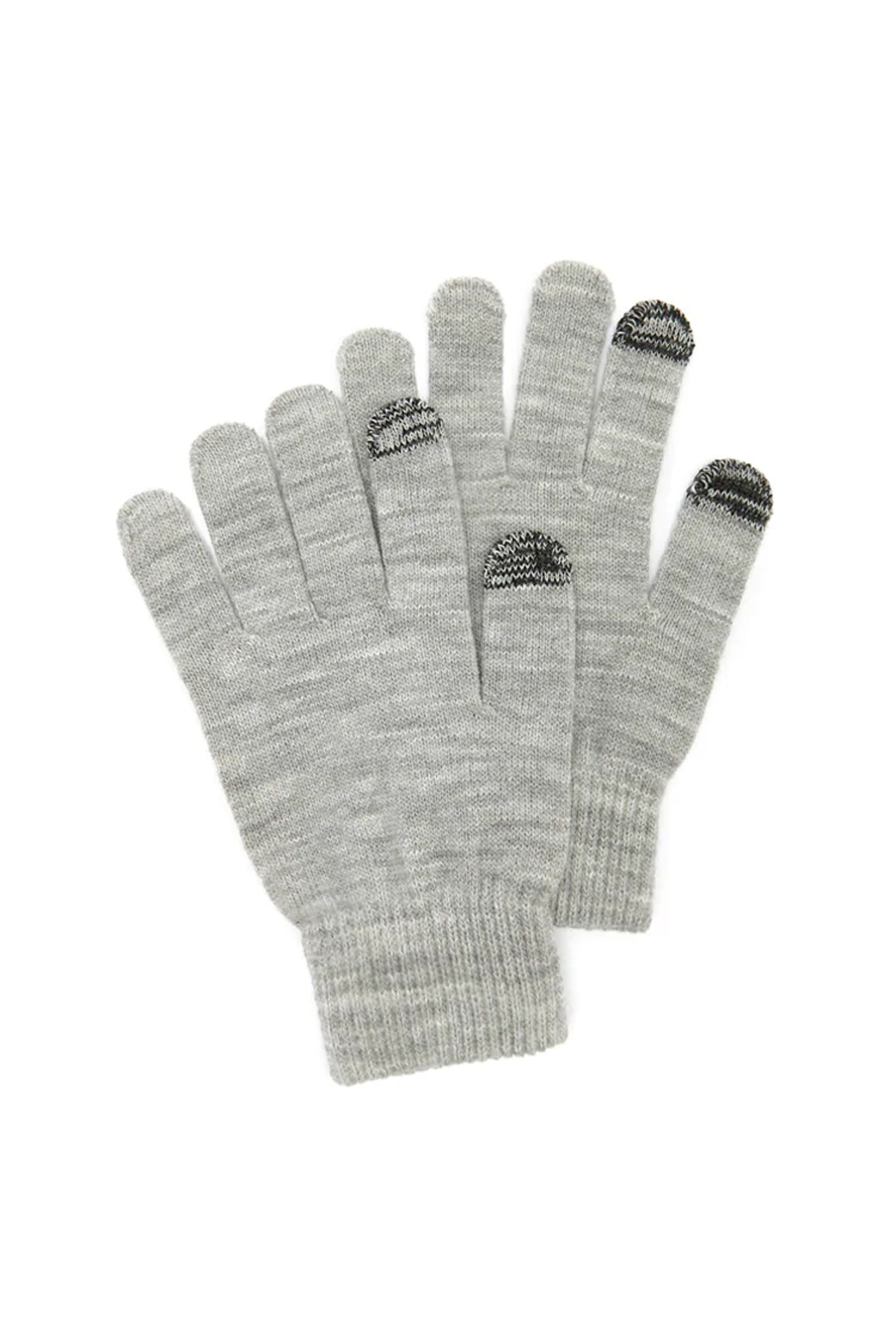Forever 21 Tech-Friendly Heathered Gloves