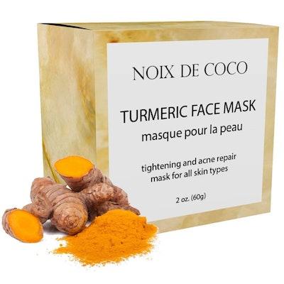 Noix De Coco Turmeric Face Mask