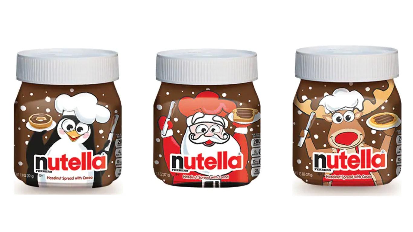 Target's Mini Nutella Jars, Or