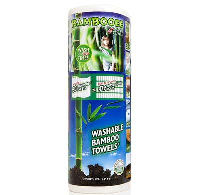 Bambooee Bamboo Towels