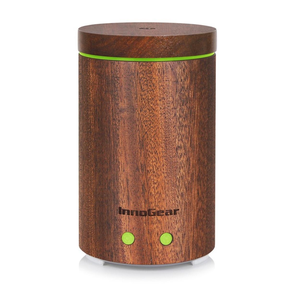 InnoGear Real Wood Essential Oil Diffuser