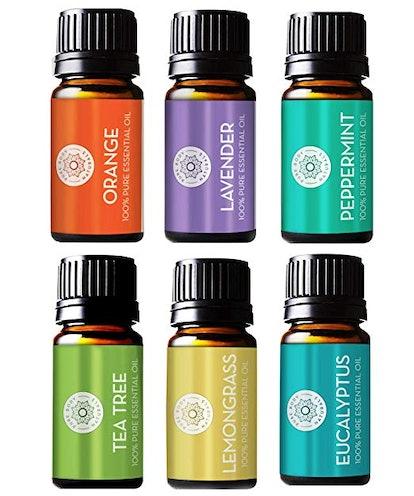 Pure Body Natural Essential Oils