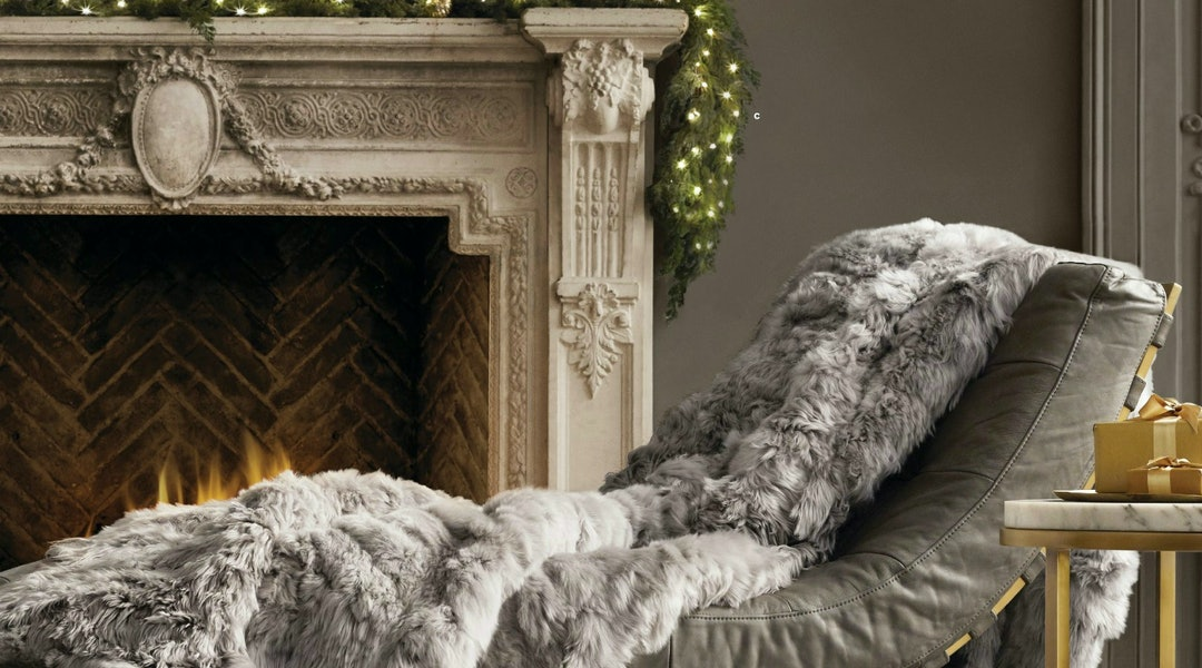 9 Cozy Holiday Decorations From Restoration Hardware You Ll Want To