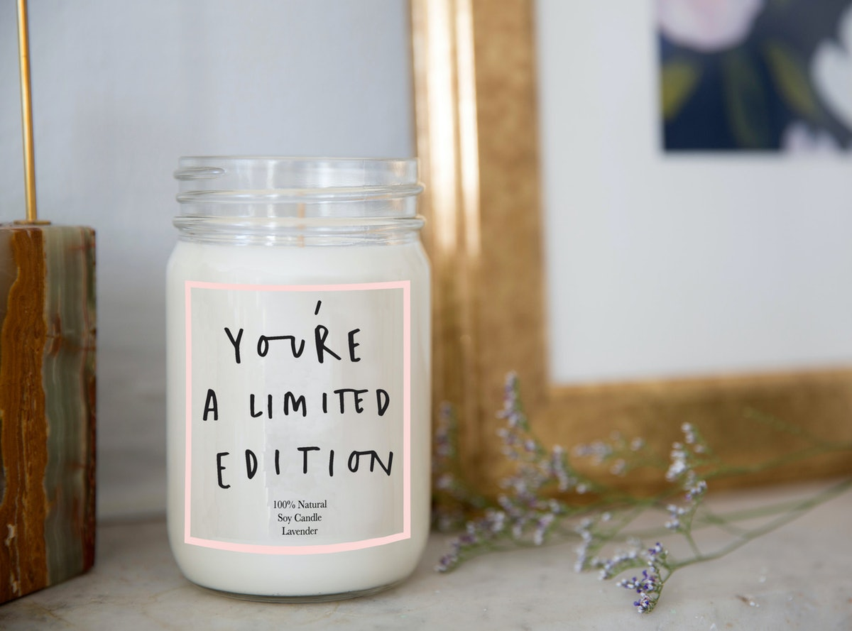 You're A Limited Edition - Soy Candle