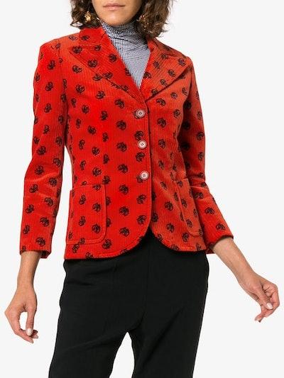 Velvet Horse Embellished Jacket