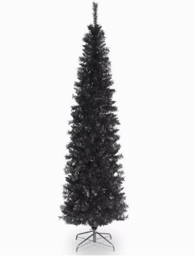 Black Fir Trees Artificial Christmas Tree