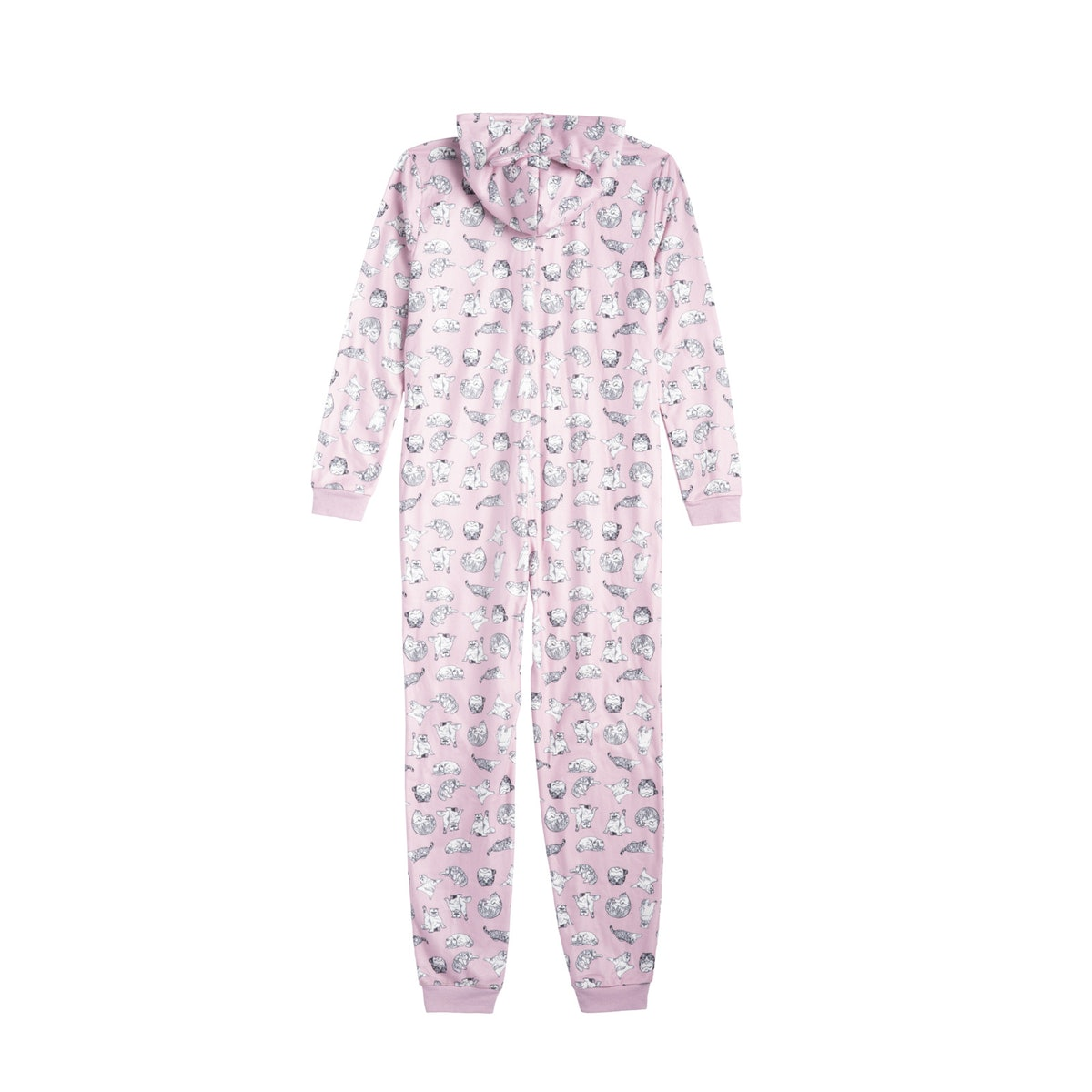 Pink Meredith And Olivia PJs