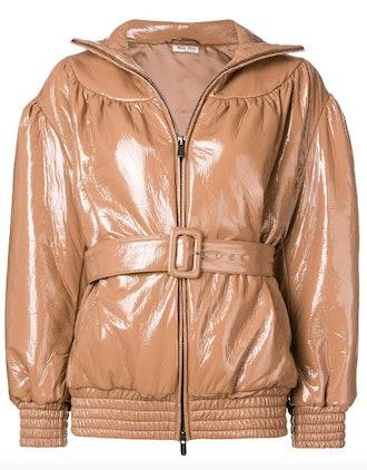 Belted Jacket