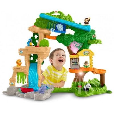 Little People Share & Care Safari