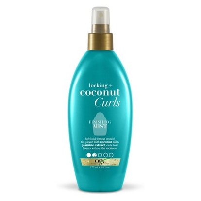 Locking + Coconut Curls Finishing Mist