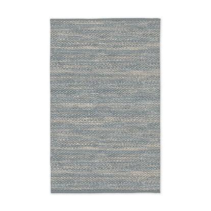 Reef Jute Rug - Blue Sage 5x8