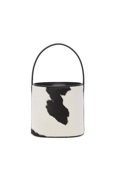 Cow Print Bissett Bag
