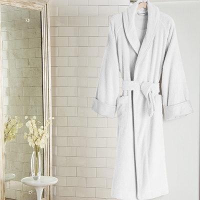 Unito Shawl Collar Bath Robe