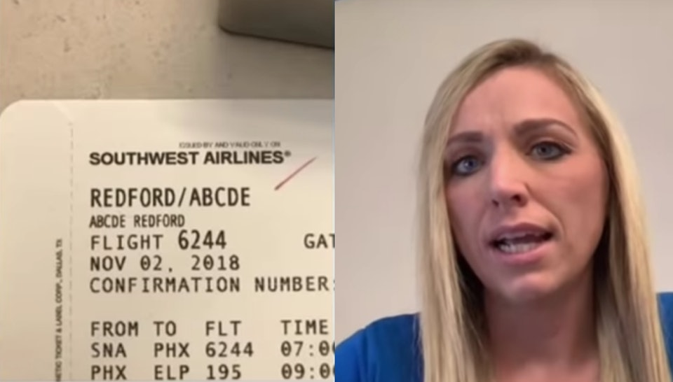 Southwest Apologizes After A Mother Claimed A Gate Agent Mocked