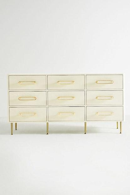 Odetta Nine-Drawer Dresser