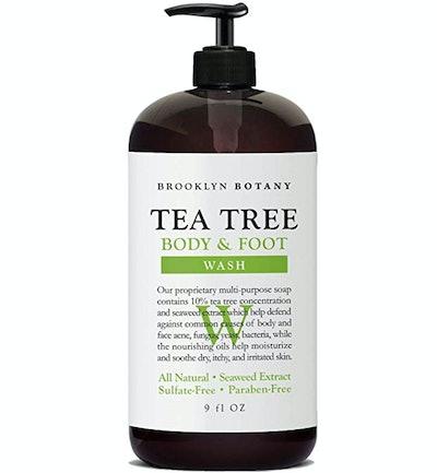 Brooklyn Botany  Antifungal Tea Tree Oil