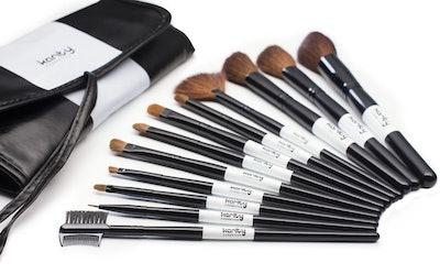 Karity Cosmetics 12-Piece Brush Set