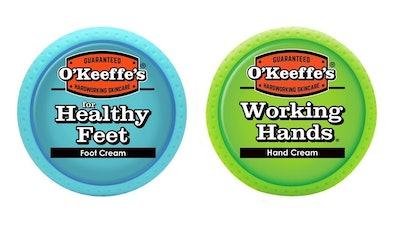 O'Keefes Creams Set (2 Jars)