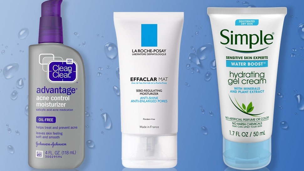 Best Moisturizers For Dry, Acne-Prone Skin