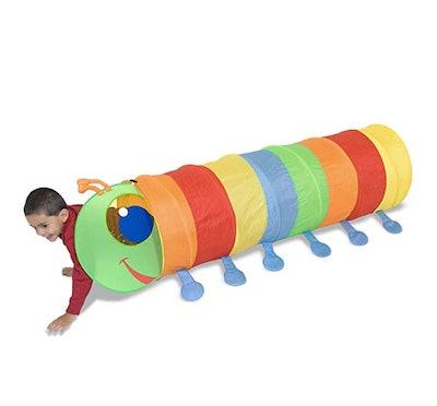 Sunny Patch Happy Giddy Crawl-Through Tunnel