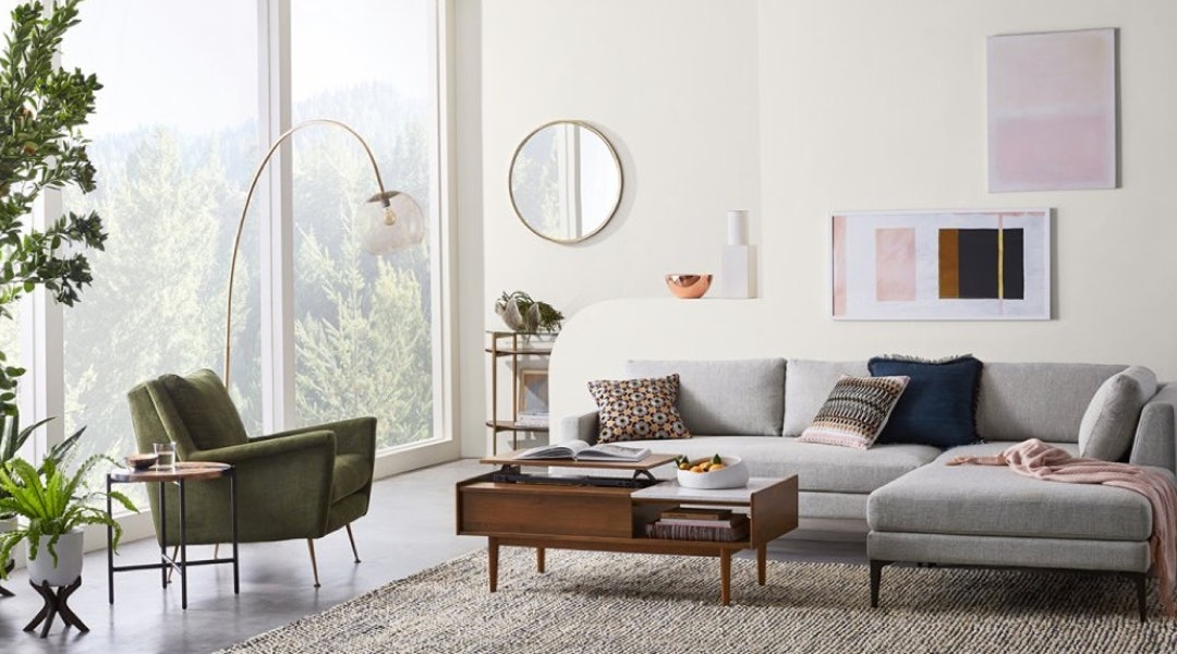 West Elm Rugs Are On This Perfect Neutral Style Is