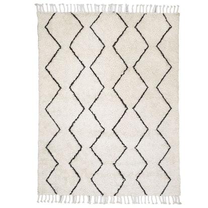 Souk Wool Rug - Ivory 3x5