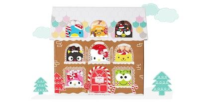 Hello Kitty Sweet Retreat 8-Piece Candy Bento Box