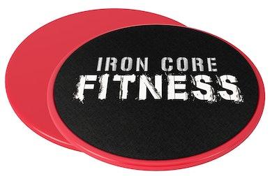 Iron Core Fitness Gliding Discs