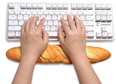 Litop Keyboard And Mouse Wrist Rest Pad