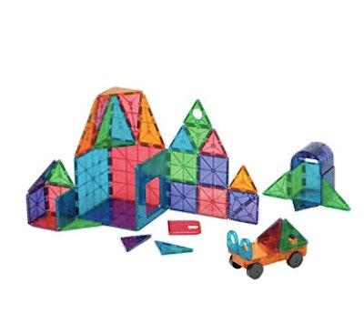 Magna-Tiles 48-Piece Deluxe Set