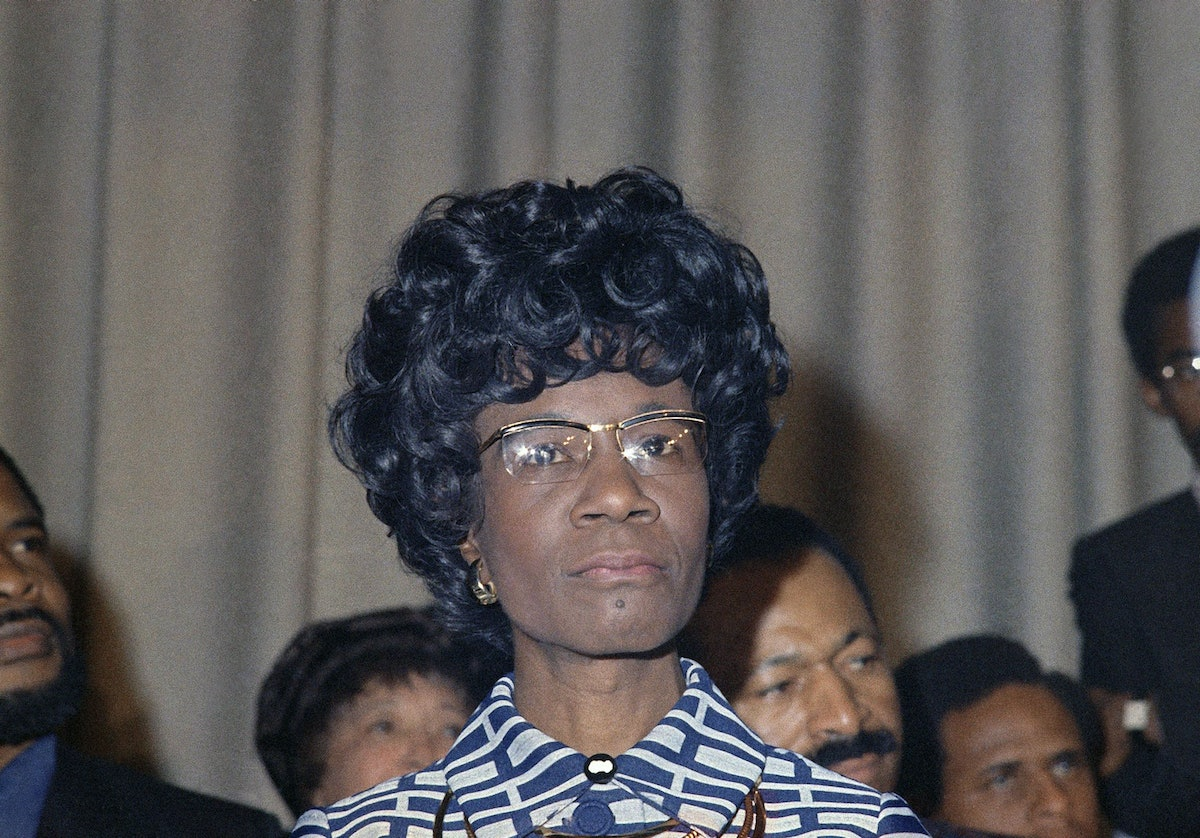 A Shirley Chisholm Statue Will Go Up In New York City To Honor The First Black Congresswoman