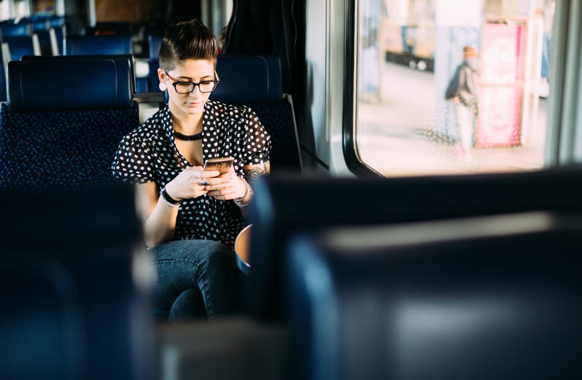 Depending on when, why, and how you broke up, that text from your ex could mean a few different things.