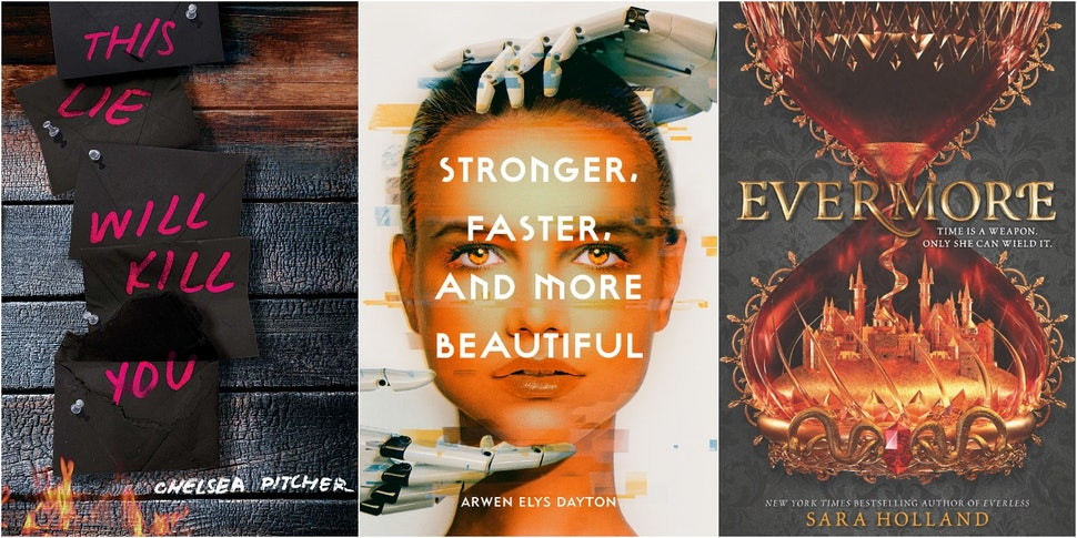 Evermore By Sara Holland 14 More New Ya Books To Look Out For In