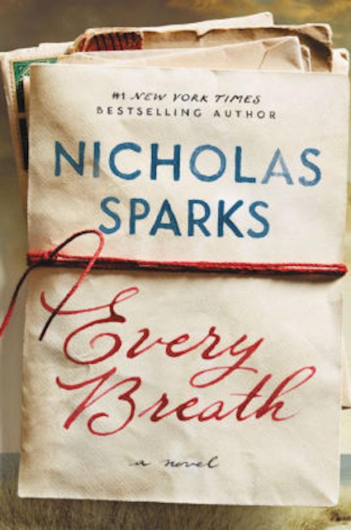 'Every Breath' by Nicholas Sparks