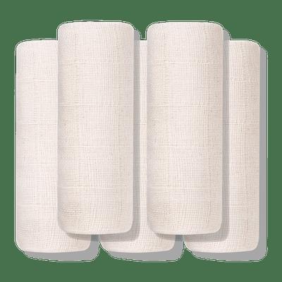 Pai Skincare Exfoliating Organic Muslin Cloths