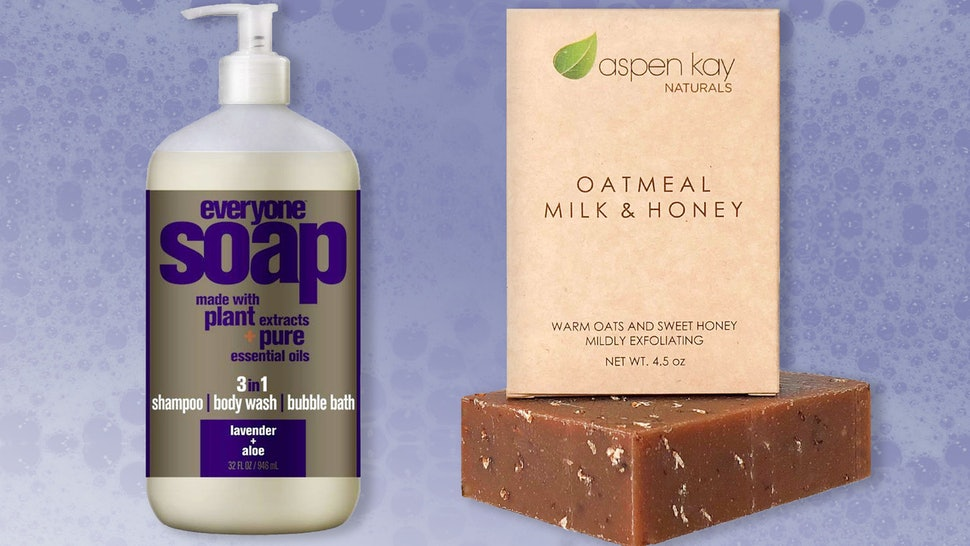The 3 Best Natural Body Soaps
