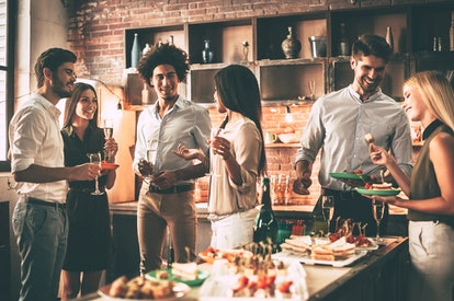 Go to holiday parties and see who you can network with during Capricorn season.