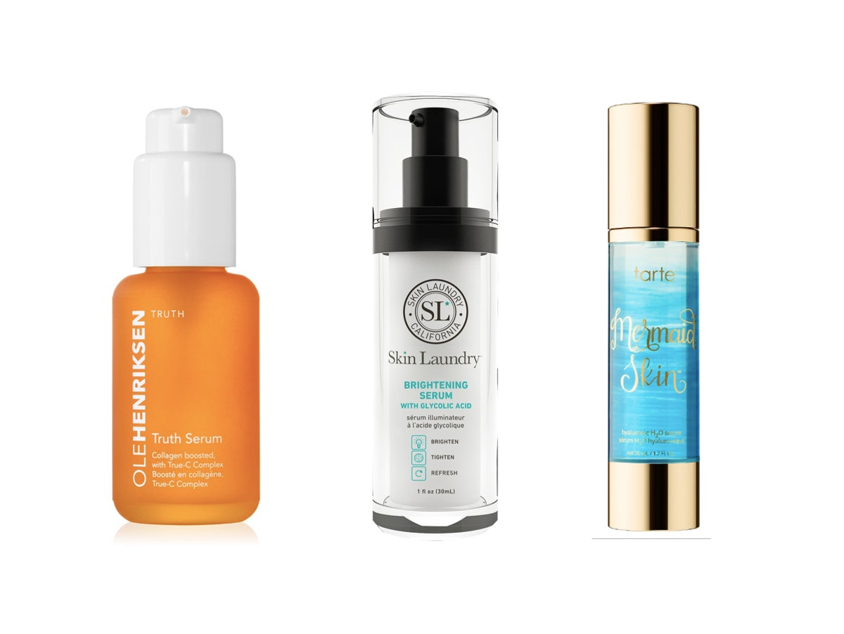 These 8 Serums From Sephora Under $50 Will Fit All Your Skincare Needs
