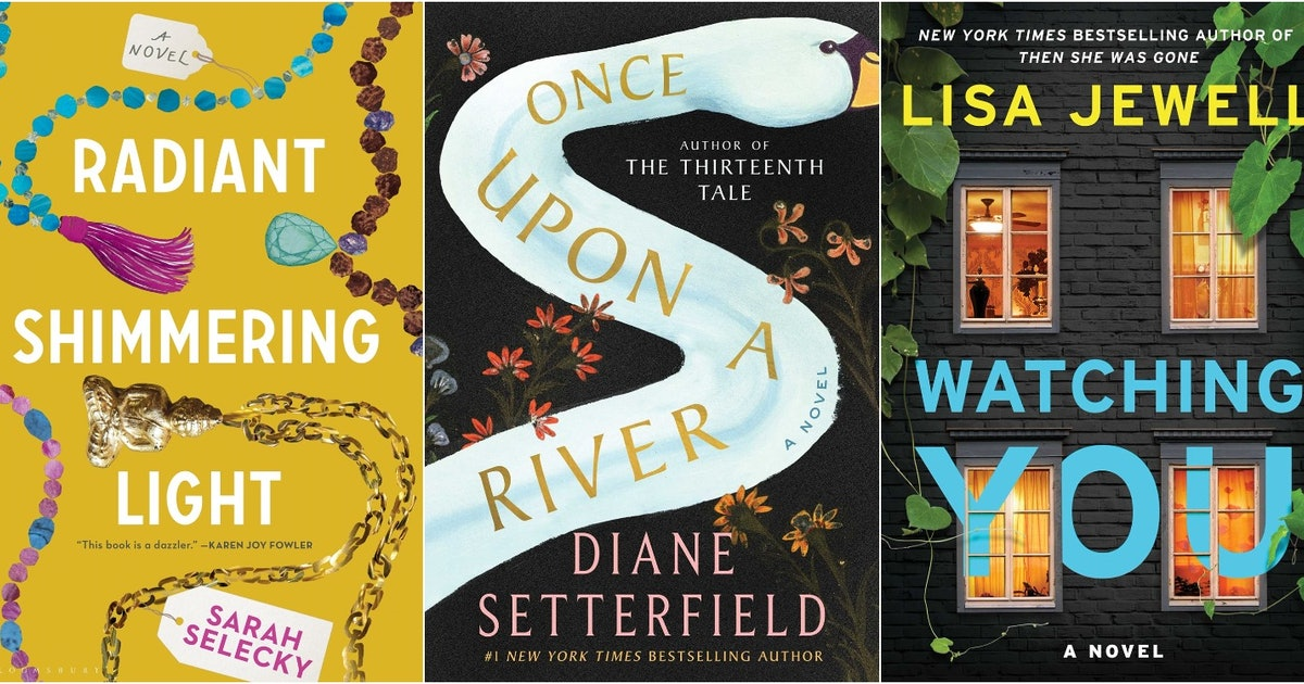The 8 Best Fiction Books Coming Out In December 2018
