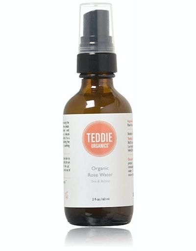 Teddie Organics Rose Water Facial Toner Spray