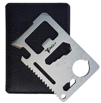 Tuncily Credit Card Survival Tool