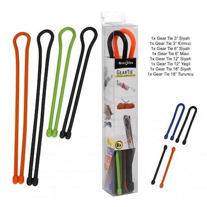 Nite Ize Original Reusable Rubber Twist Ties