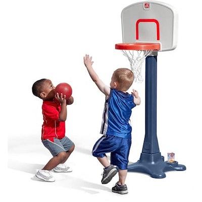 Step2 Shootin' Hoops Basketball Set,