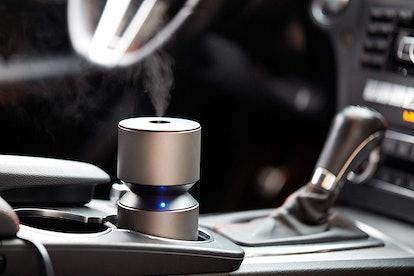 Organic Aromas Mobile-Mini 2.0 Nebulizing Diffuser