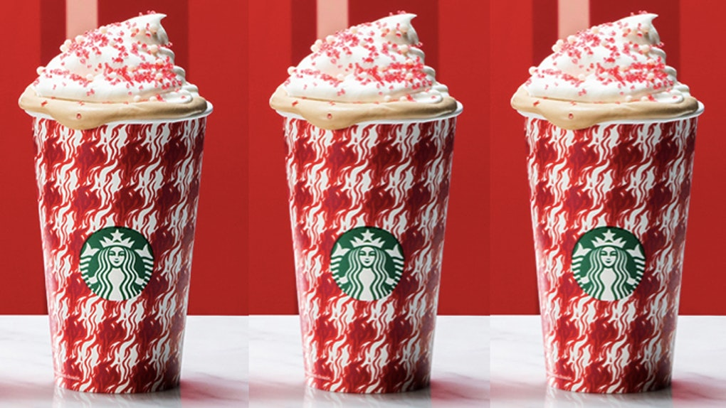 How Much Caffeine Is In Starbucks Peppermint Mocha The