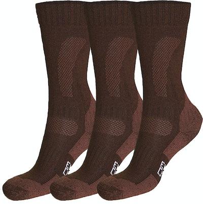 Danish Endurance Merino Hiking Socks (3-Pack)